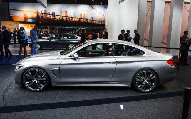 2014 BMW 3 Series Coupe Show