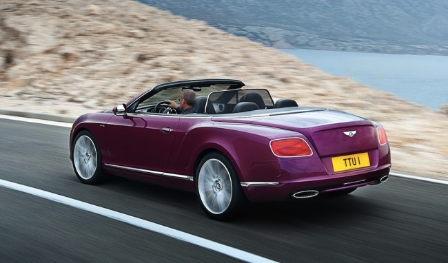 2014 Bentley Continental GT Redesign