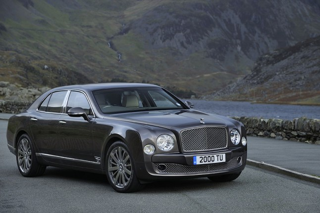 2014 Bentley Mulsanne Revealed