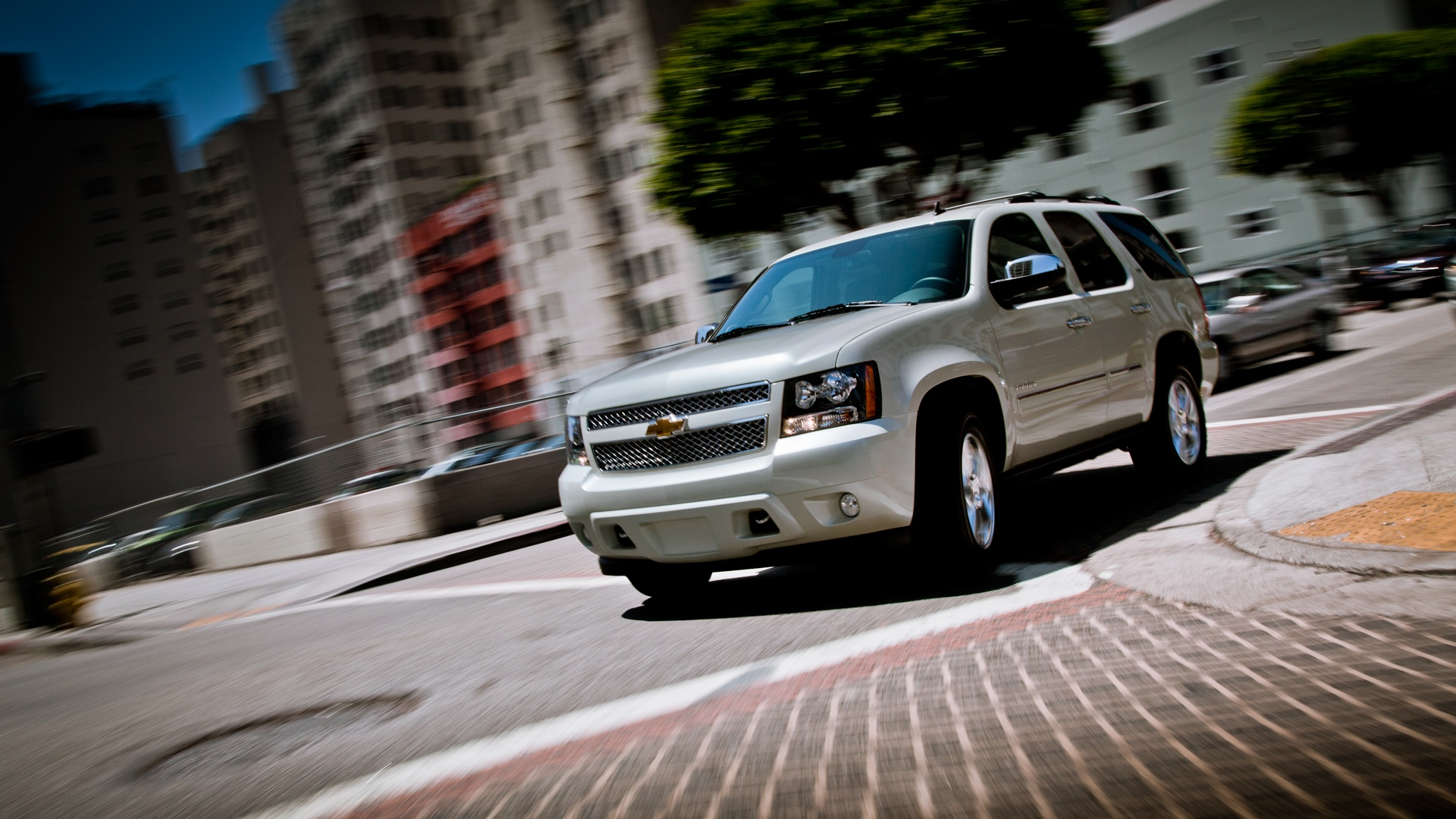 2014 Chevrolet Tahoe Redesign