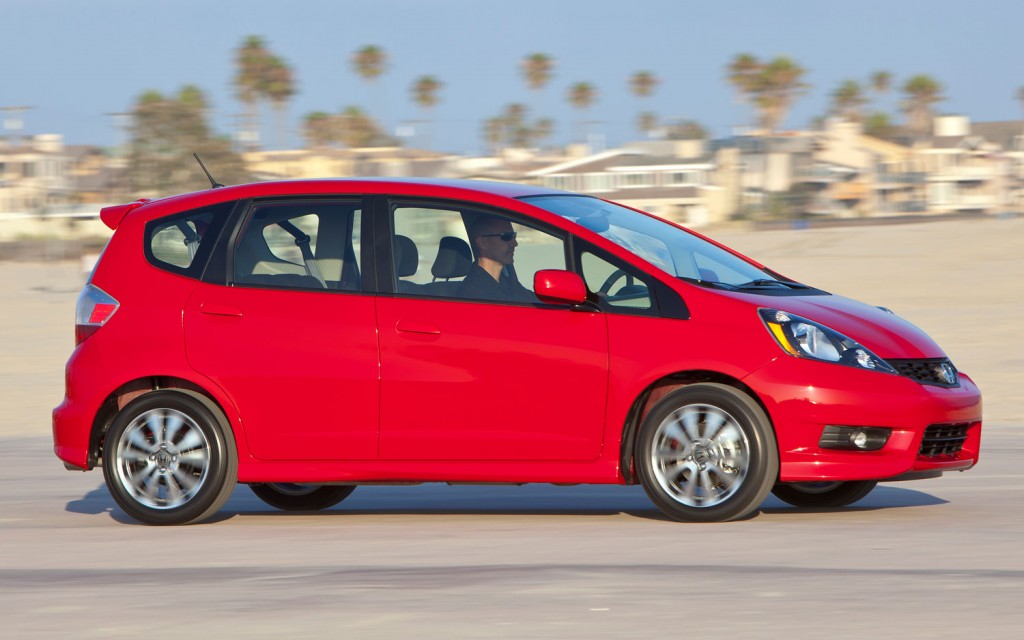 2014 Honda Fit MPG