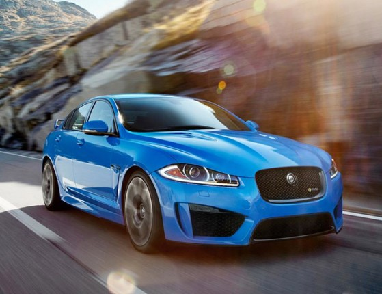 2014 Jaguar Xfr-S Changes