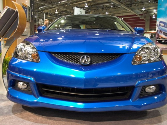 Acura RSX 2006 Facelift