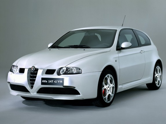Alfa Romeo 147 Modified