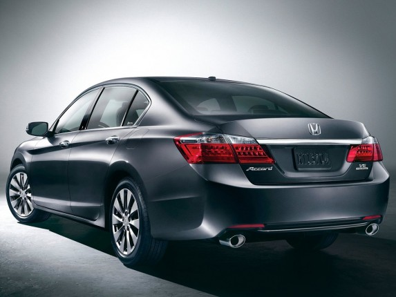 Honda Accord 2013 Coupe