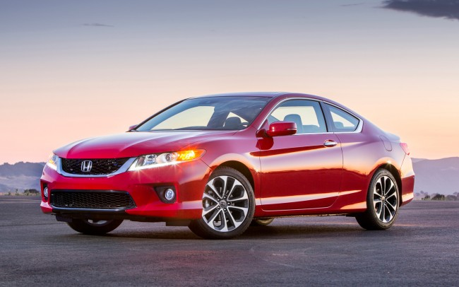 Honda Accord 2013 India