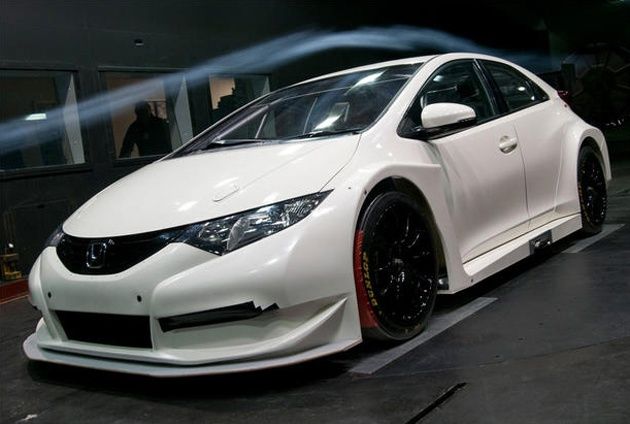 Honda Civic 2012 Body Kit