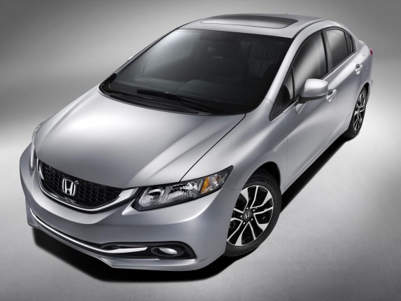 Honda Civic 2012 Concept
