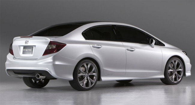 Honda Civic 2012 Pakistan