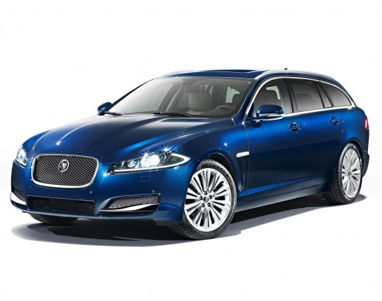 Jaguar XF Super Charged
