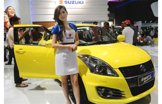 Suzuki Swift Sport 2014 Indonesia