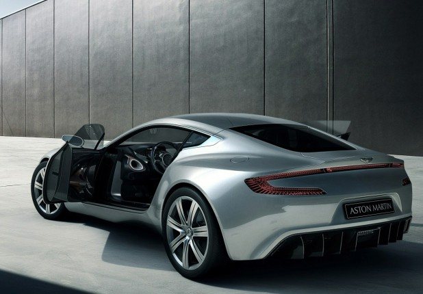 Aston Martin One-77 Cycle