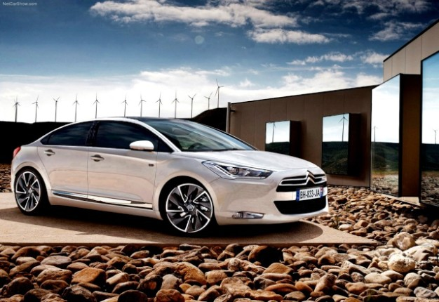 2014 Citroen C5 Wallpapers