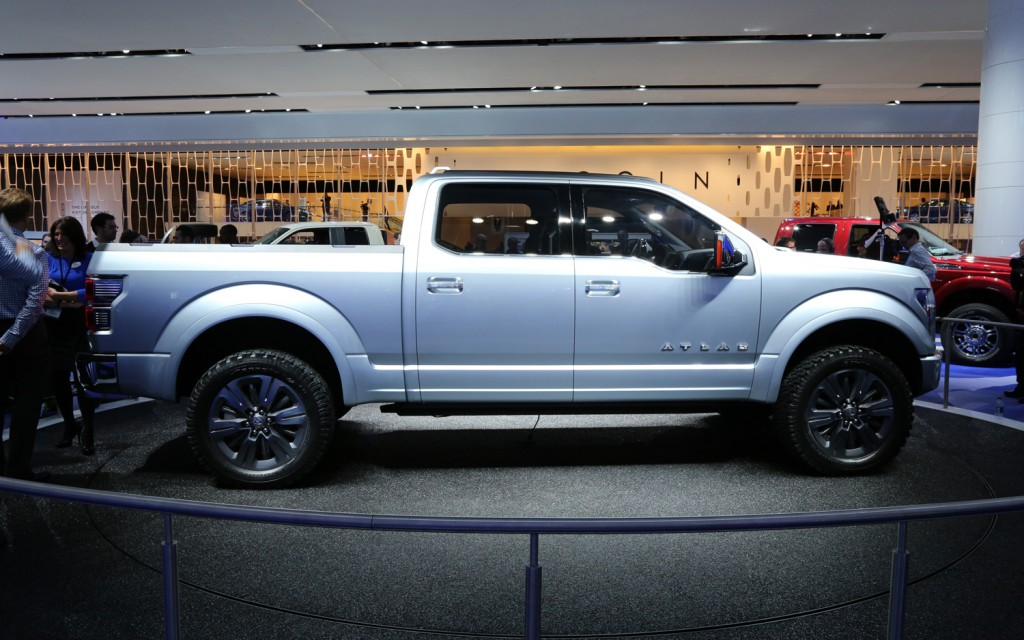 2014 Ford Atlas Concept