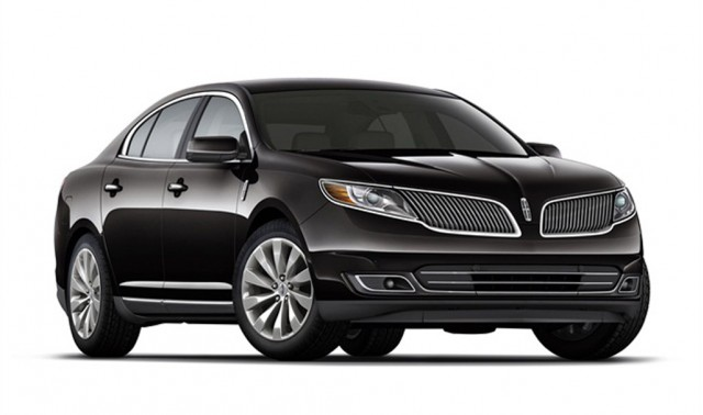 2014 Lincoln MKS Livery