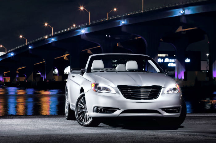 Chrysler 200 Convertible 2015