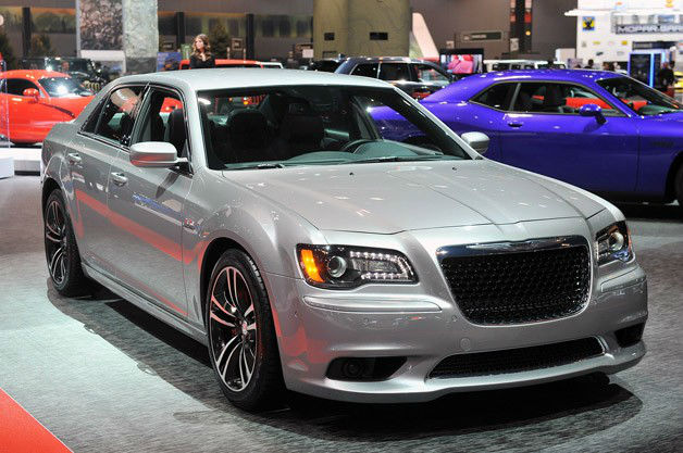 Chrysler 300c 2014 SRT8