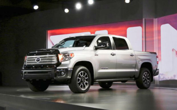 2014 Toyota Sequoia Lifted