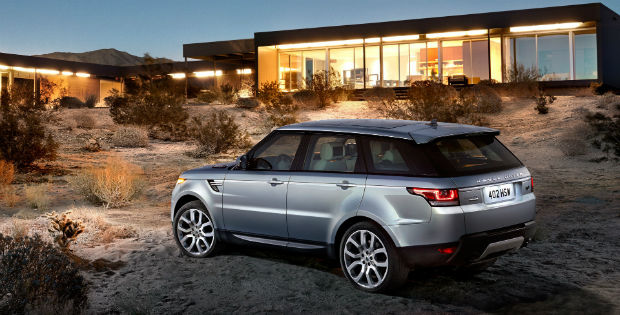 2014 Land Rover Range Rover Wallpaper