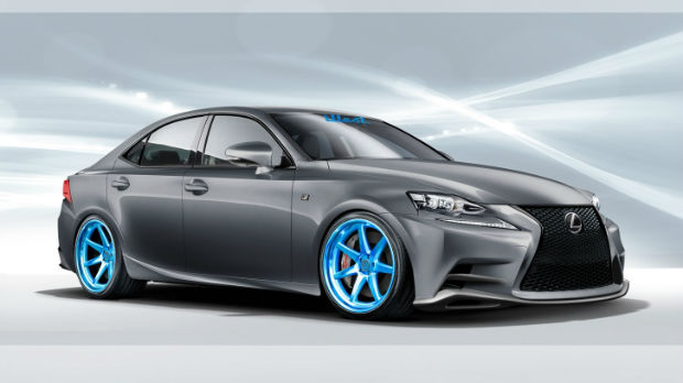 2014 Lexus IS 250 F Sport Custom