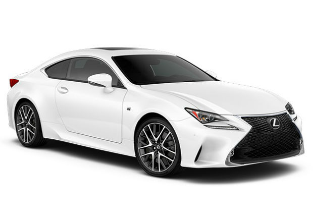 2015 Lexus IS 350 Coupe