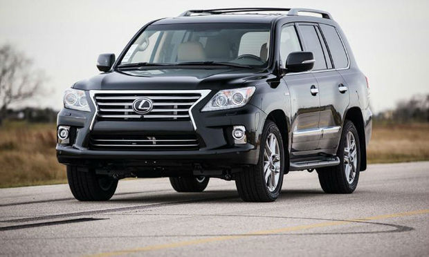 2015 Lexus LX 570 Supercharged
