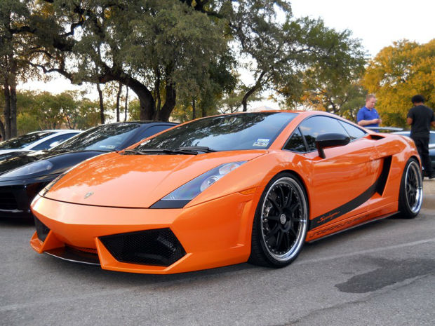 Lamborghini Gallardo Superleggera Orange Top Car Magazine