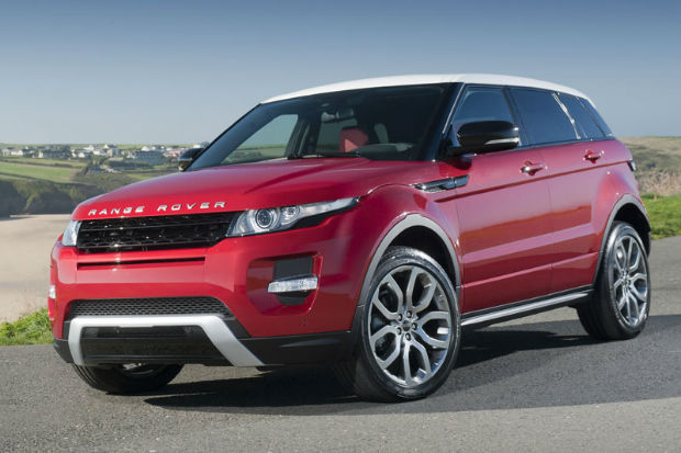 Land Rover Range Rover Evoque Pure SD4