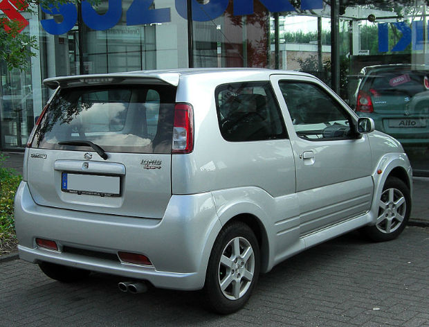 Suzuki Ignis Sport 3-Door (Germany)