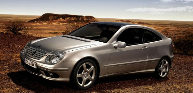 Mercedes-Benz C-Class Sports Coupe