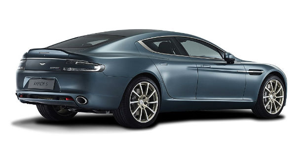 2015 Aston Martin Rapid S Car