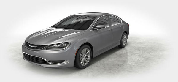2015 Chrysler 200 Limited Model