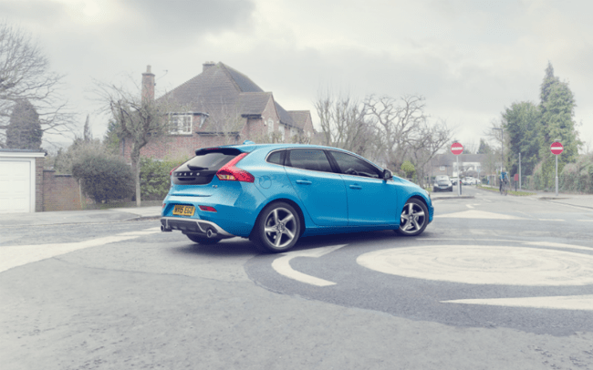 2016 Volvo V40 T2 R-Design RebelBlue