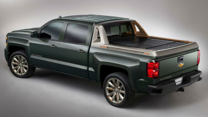 New Chevy Avalanche 2015