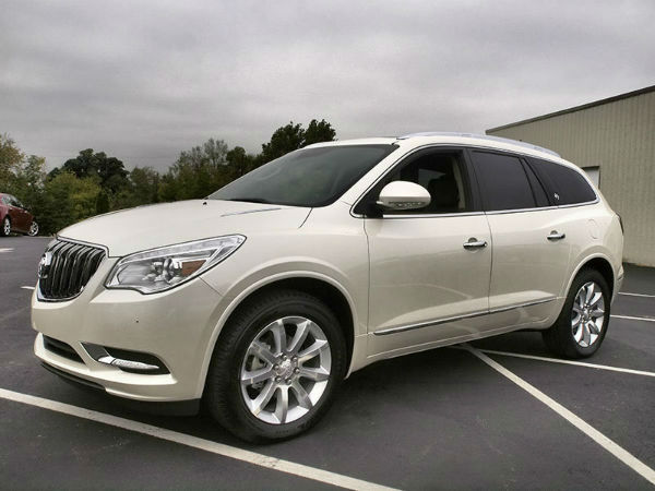 2017 Buick Enclave Changes