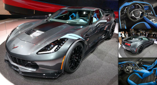 2017 Chevrolet Corvette Stingray Z06