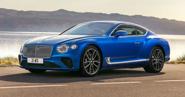 2019 Bentley Continental
