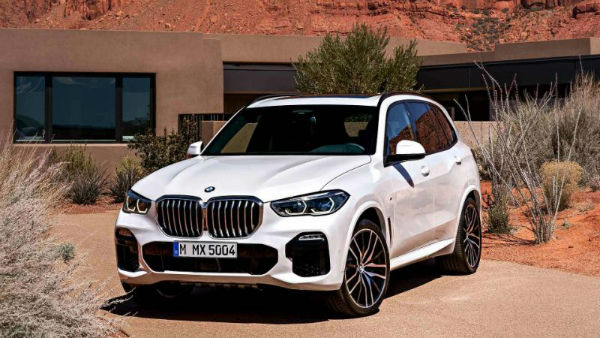 2019 BMW X5 Redesign