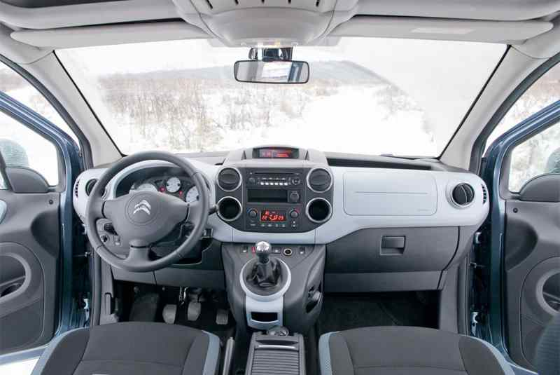 2019 Citroen Berlingo Interior