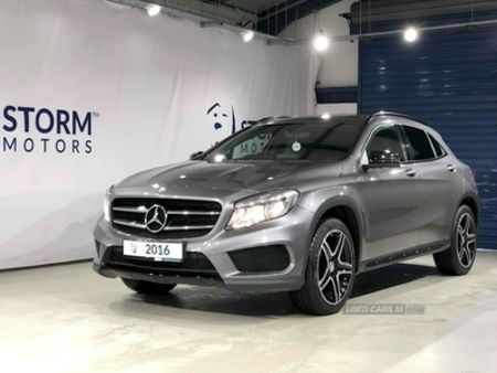 2019 Mercedes Benz GLA 200