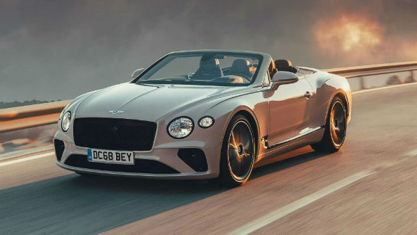 2020 Bentley GT Continental