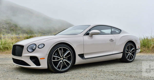 2020 Bentley GT Coupe