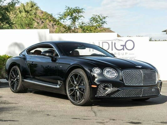Bentley GT 2020 Black