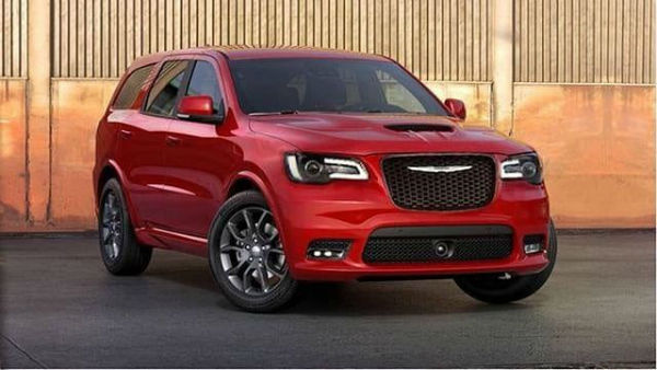 2020 Chrysler Aspen SUV