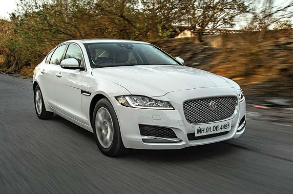 Jaguar XF 2020 India