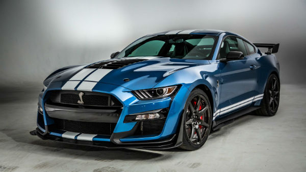 2020 Ford Mustang GT500 Shelby