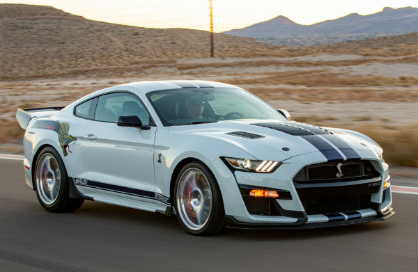 2020 Mustang GT500 Shelby