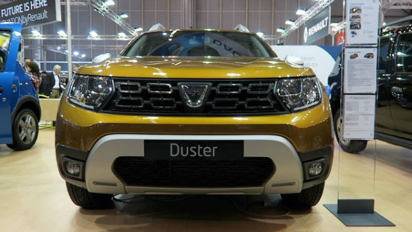 2020 Renault Duster Facelift