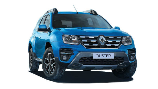 2020 Renault Duster SUV