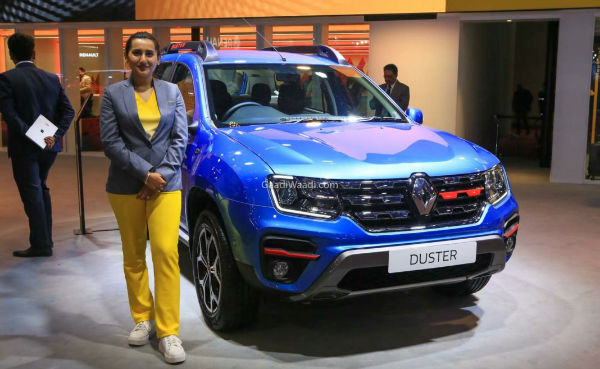 Renault Duster 2020 BS6